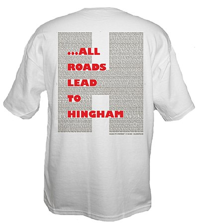 "Buy the ""All roads lead to Hingham"" line at 6 In the Shipyard!"