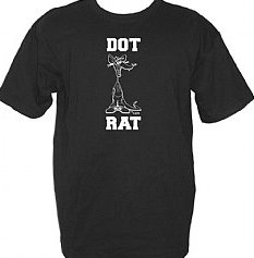 Dot Rat TShirts at 6 In the Shipyard