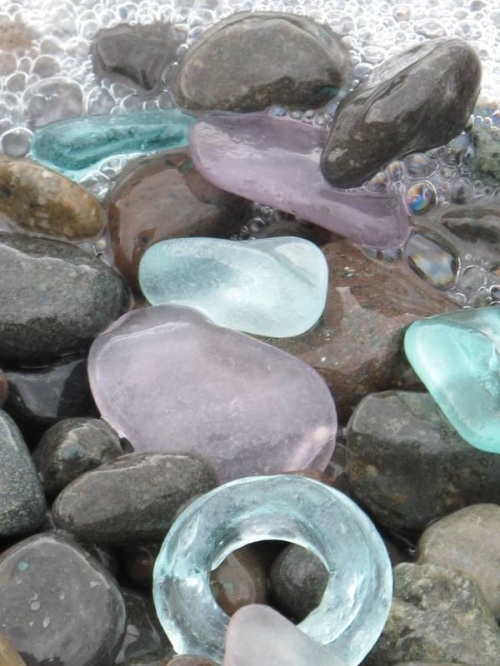sea glass photography prints