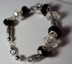 build your own bracelet - compare to PANDORA