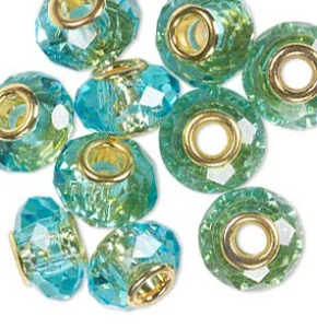 Build your own bracelet with DIONE glass beads