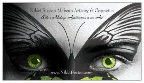 Nikki Boston Complimentary Makeovers at 6 In the Shipyard Hingham, MA